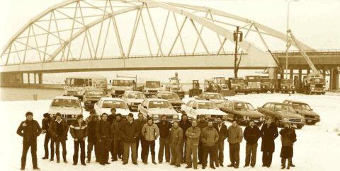 Geschiedenis Piet Luys & prts industriebouw